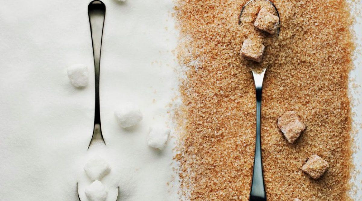 Καστανή ή λευκή ζάχαρη;