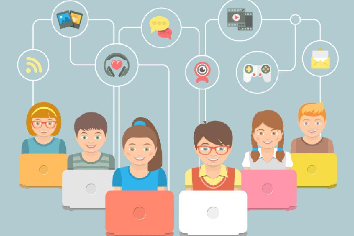 Έρευνα: Τι ψάχνουν τα παιδιά στο διαδίκτυο