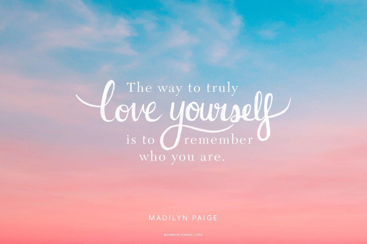 Εσύ αγαπάς τη ζωή αλλά δεν αγαπάς τον εαυτό σου, από την Αλκυόνη Παπαδάκη