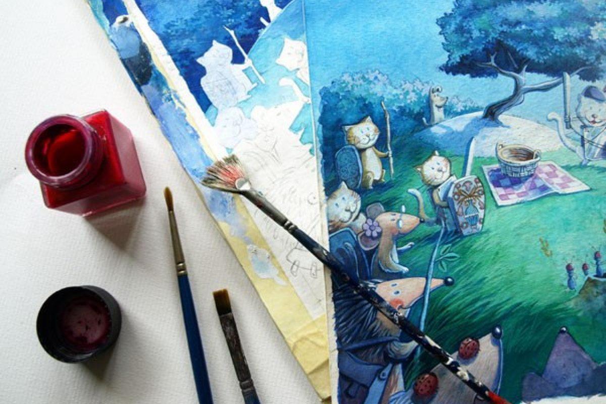 Αγγελική Γιαννικοπούλου: Η αξία του εικονογραφημένου παιδικού βιβλίου
