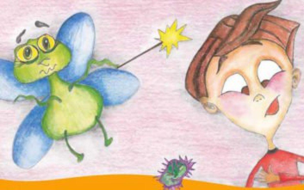 Ο Βόλιος Εμβόλιος, ένα αληθινό παραμύθι που συστήνει στα παιδιά τον μεγάλο σύμμαχο της υγείας τους