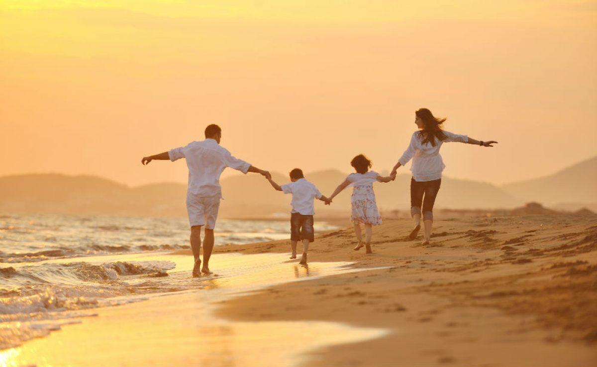 Είναι διακοπές, οι διακοπές με παιδιά;