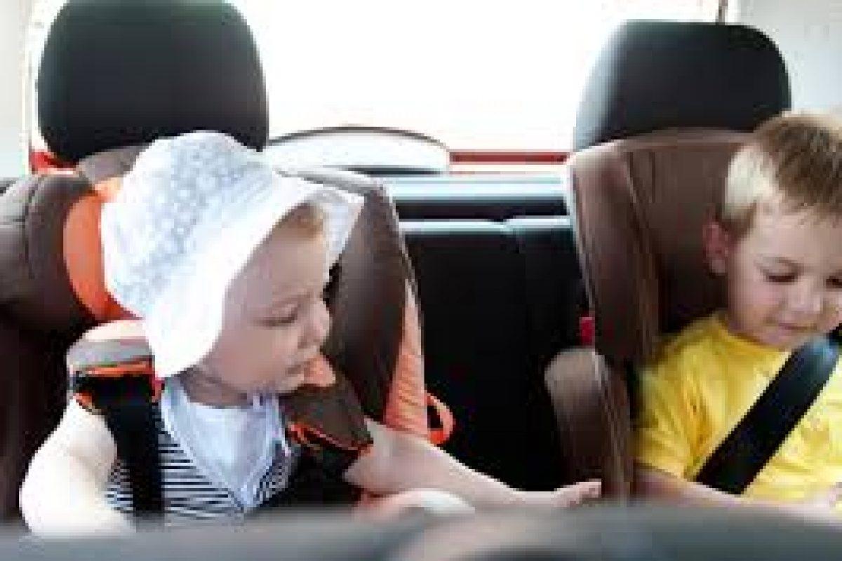 Η σχέση των γονιών με το παιδικό κάθισμα αυτοκινήτου