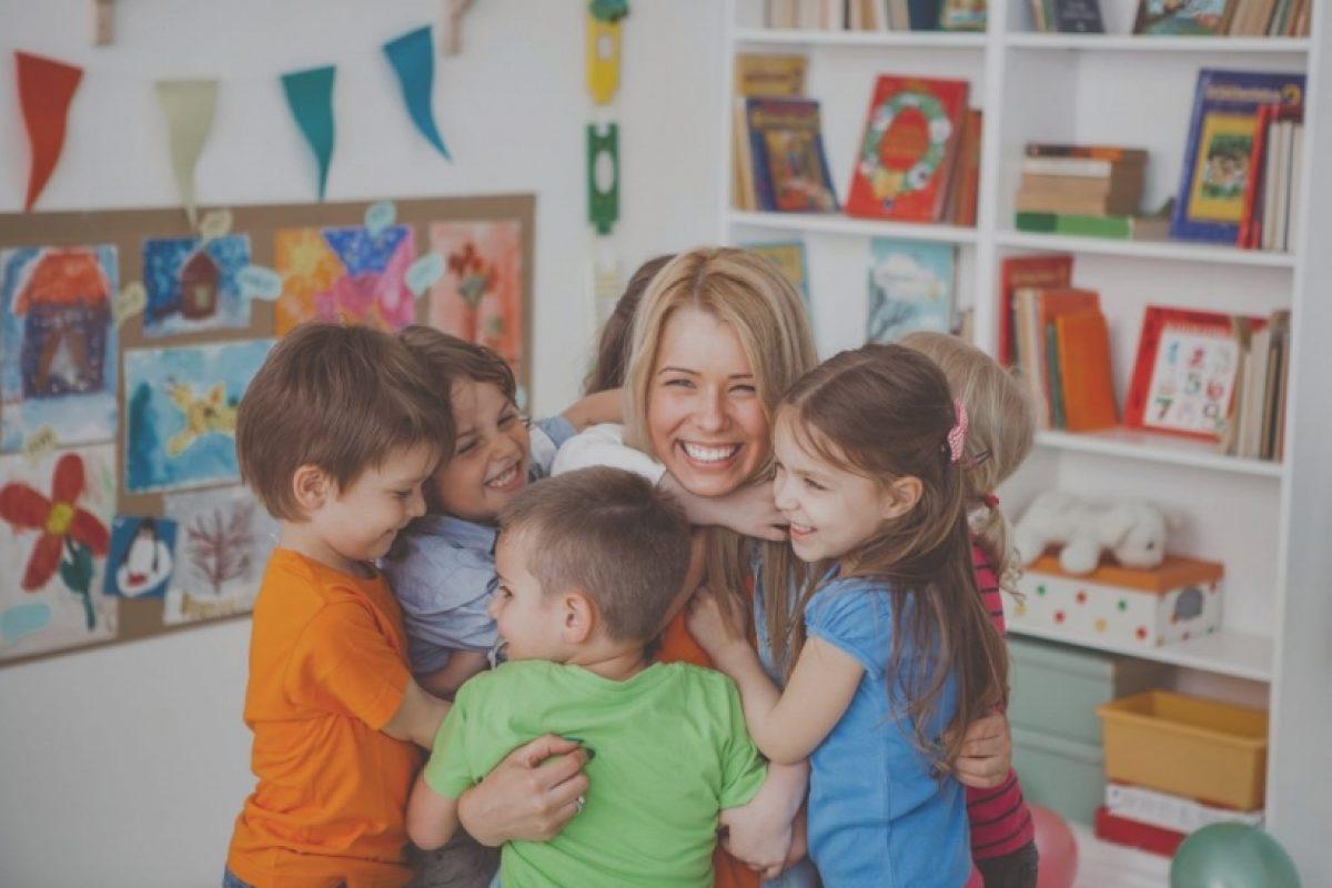 Δουλεύοντας με παιδιά μένεις πάντα παιδί