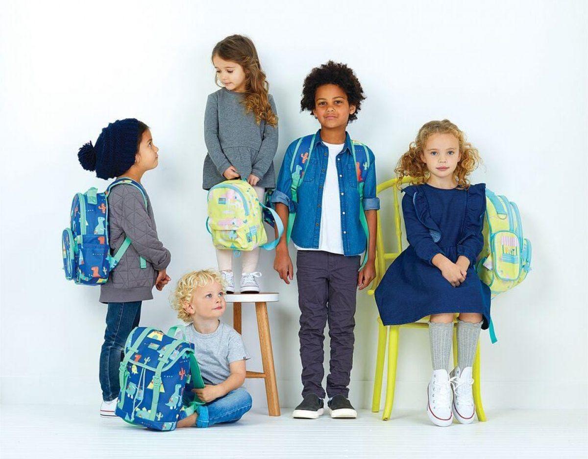 Η Penny Scallan ετοιμάζει τα παιδιά για το σχολείο!