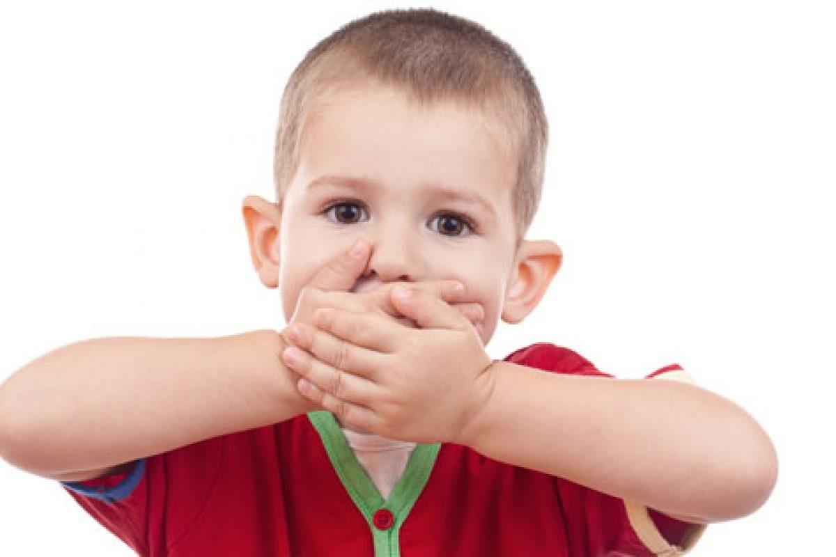 Παιδικός τραυλισμός: Πώς τον αντιμετωπίζουμε;