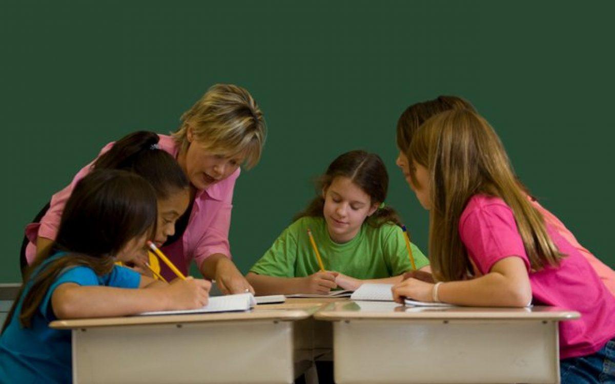 Οι καλοί δάσκαλοι συμβάλλουν στην πρόοδο των μαθητών