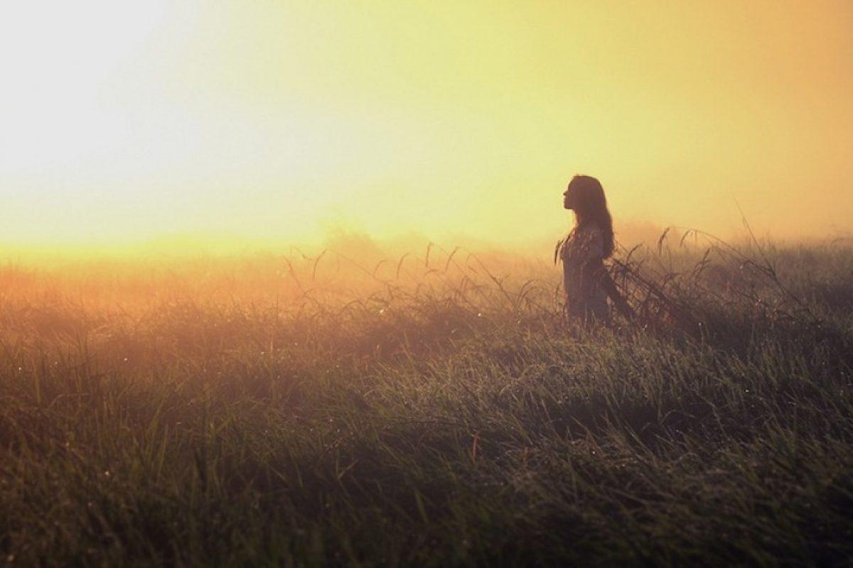 Η θλίψη έρχεται για να σου πει ότι κάτι πρέπει ν' αλλάξεις στη ζωή σου