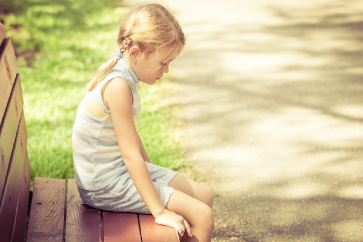 Με τι σημάδια εκδηλώνεται η κατάθλιψη στα παιδιά