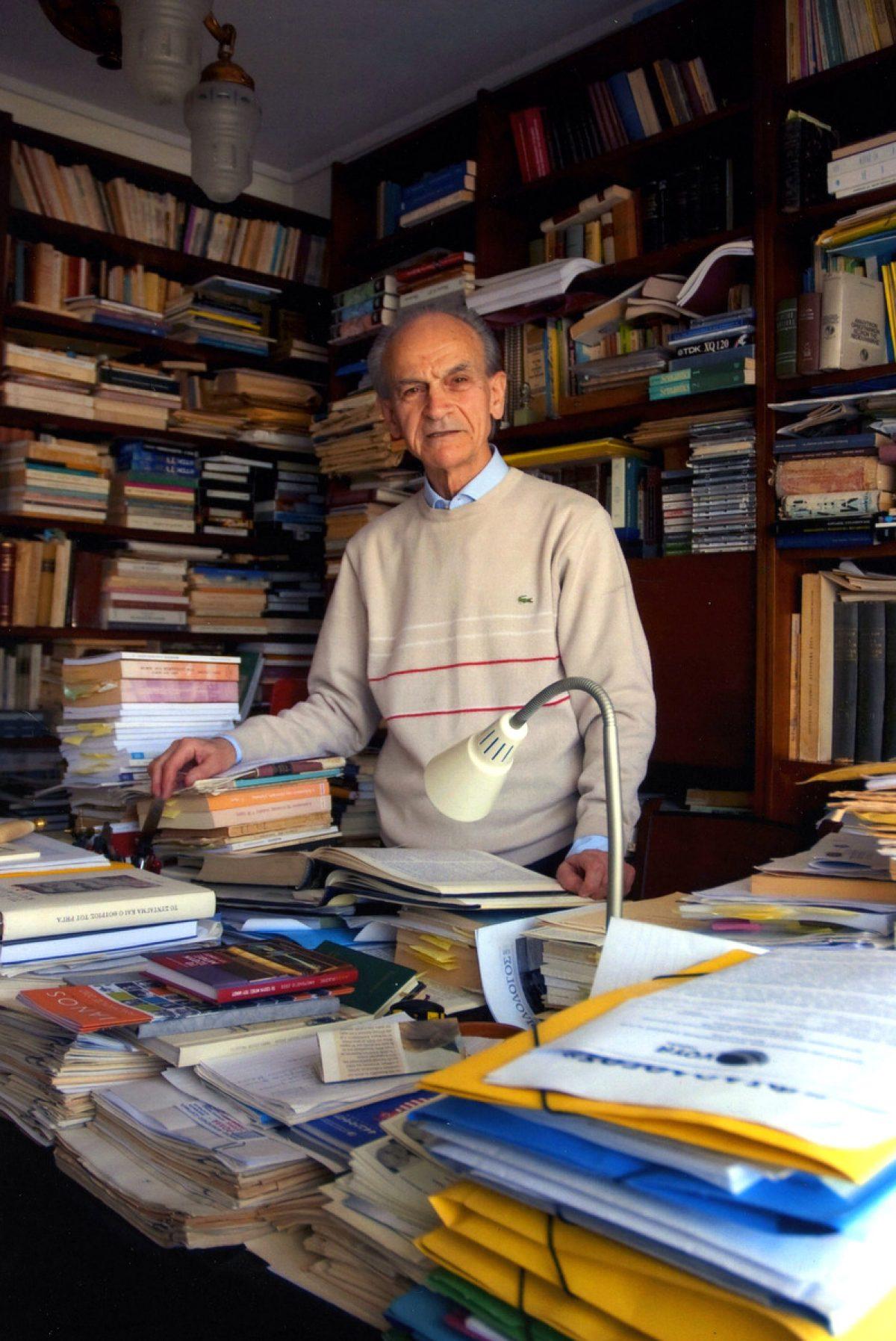 Χρίστος Τσολάκης: ένας από τους μεγαλύτερους παιδαγωγούς του 21ου αιώνα.