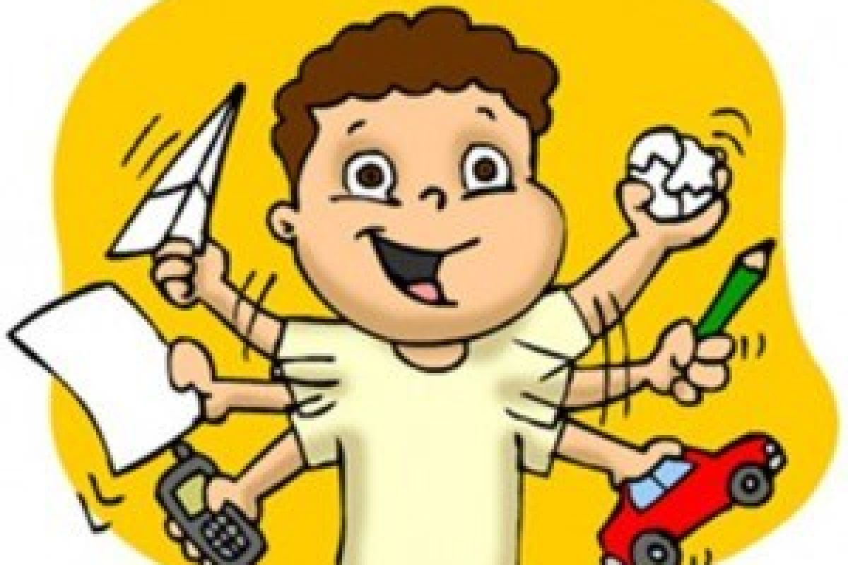 Αφήστε τα Υπερκινητικά παιδιά να Υπερκινούνται!