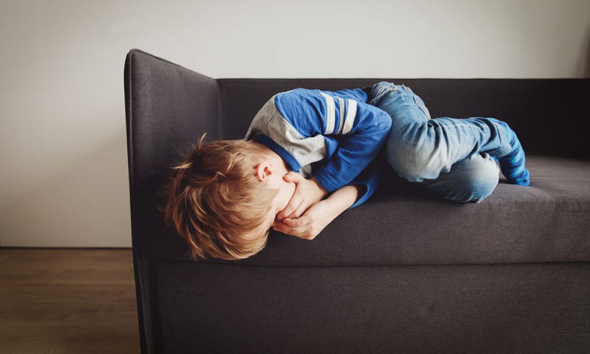 Έχουν και τα παιδιά άγχος;