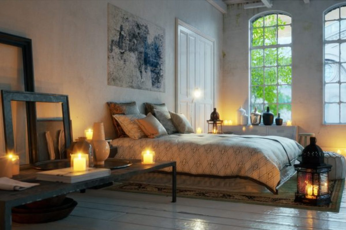 5 εκπληκτικά χρώματα τοίχου για το υπνοδωμάτιο σου & οι συμβολισμοί τους!