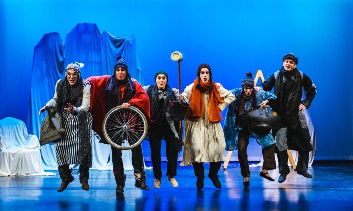 «Όνειρο Καλοκαιρινής νύχτας» στο Θέατρο Αυλαία!