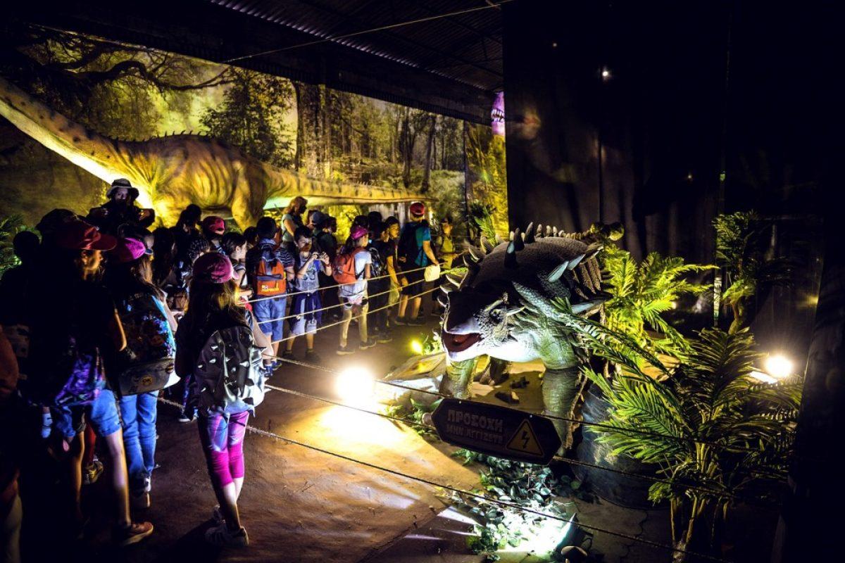 Οι γιγάντιοι «Δεινόσαυροι» | Από τις 15 Οκτωβρίου στην Αθήνα