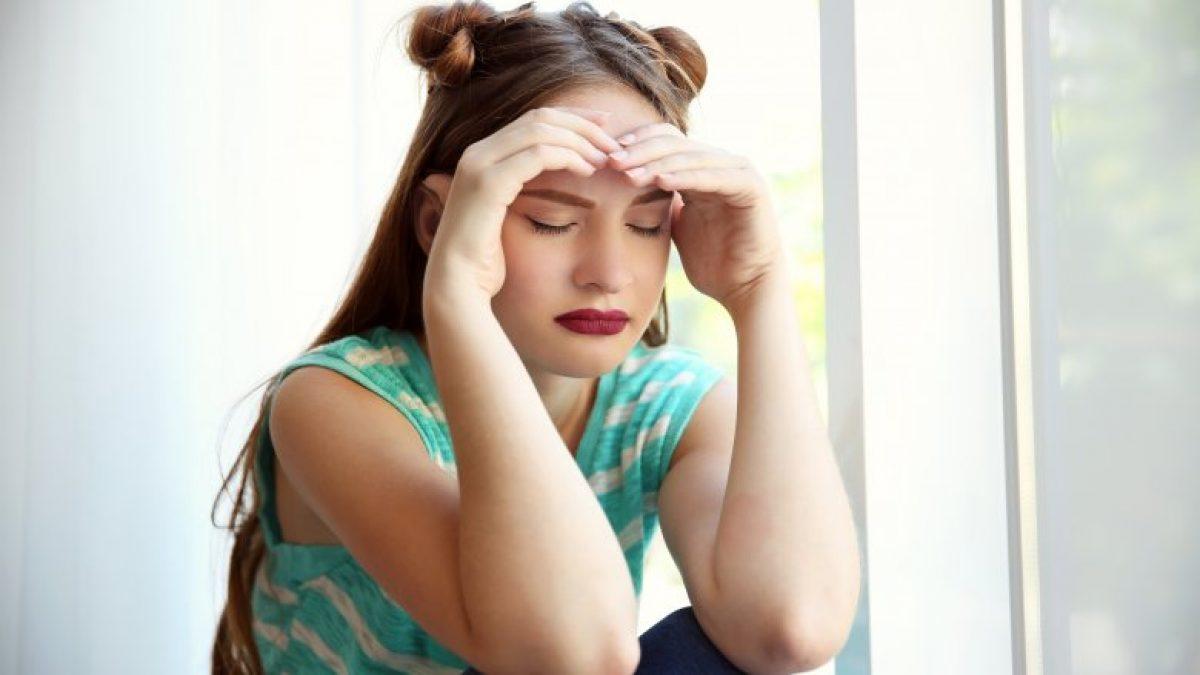 Μιλώντας σε μια έφηβη με ανησυχίες για την αυτοεικόνα της.