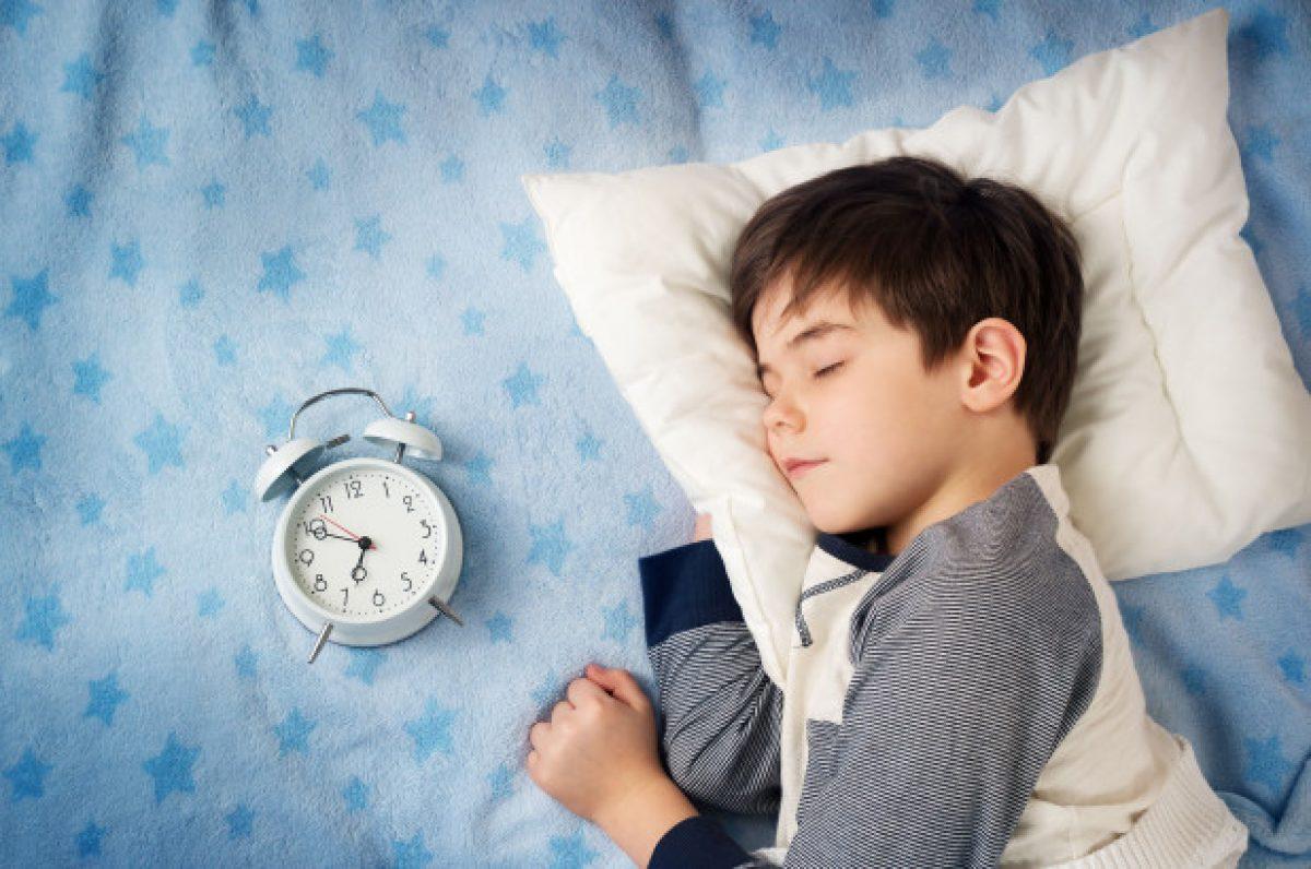 Ο ύπνος των παιδιών