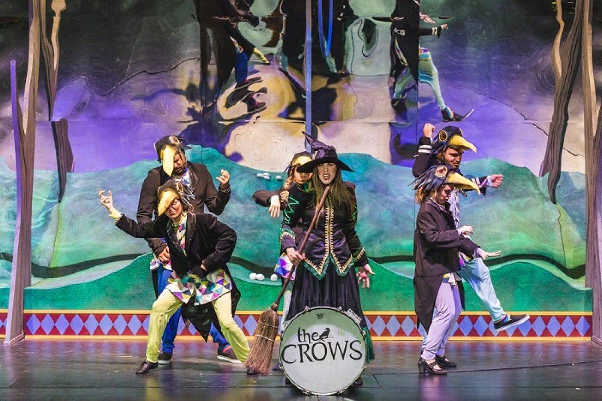 «Ο μάγος του Οζ»: Μια παράσταση – γιορτή στο Ράδιο Σίτυ