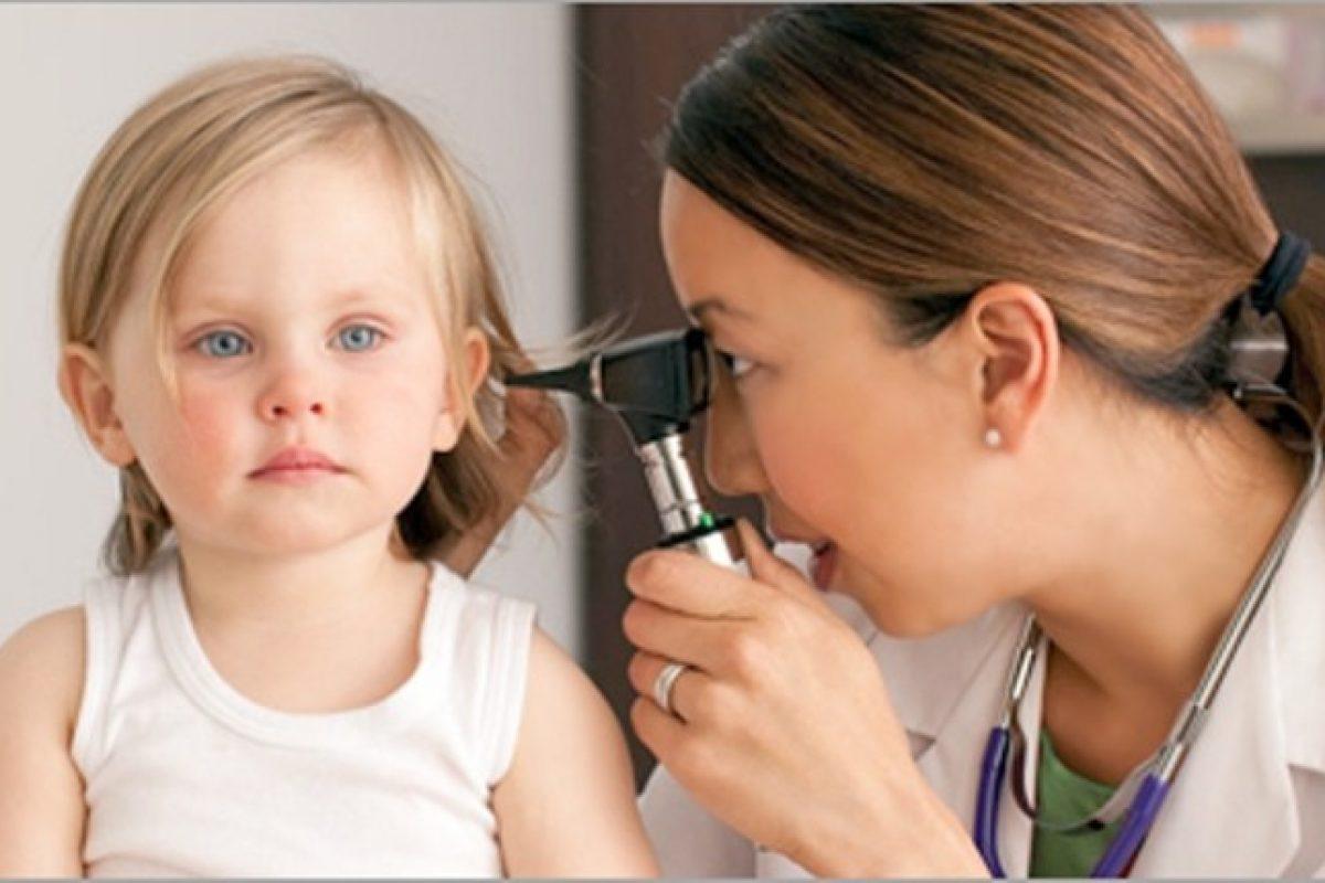 Παιδί και ωτίτιδα
