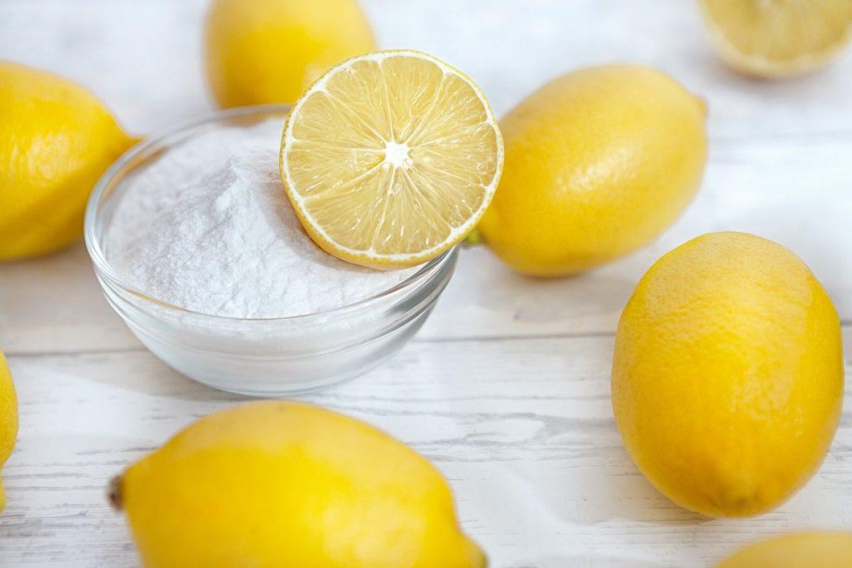 Μαγειρική Σόδα & Λεμόνι: Πού και πώς να τα χρησιμοποιήσω;
