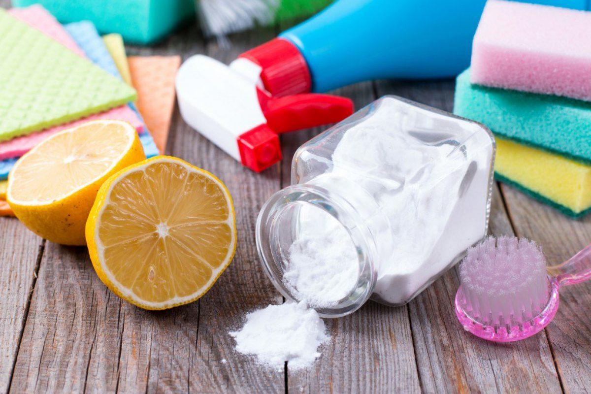 12 Χρήσεις της Μαγειρικής Σόδας για τέλειο καθάρισμα!