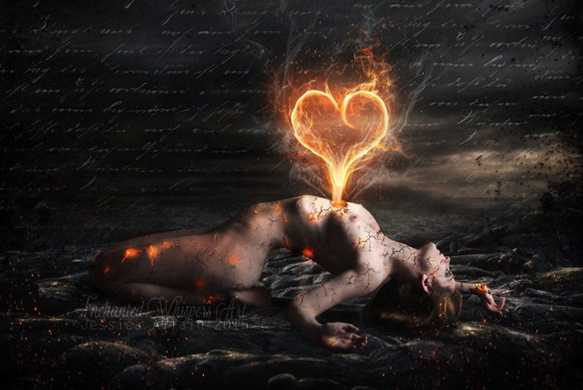 Όσοι αγαπούν με όλη τους την καρδιά, διαγράφουν ακριβώς με τον ίδιο τρόπο!!!