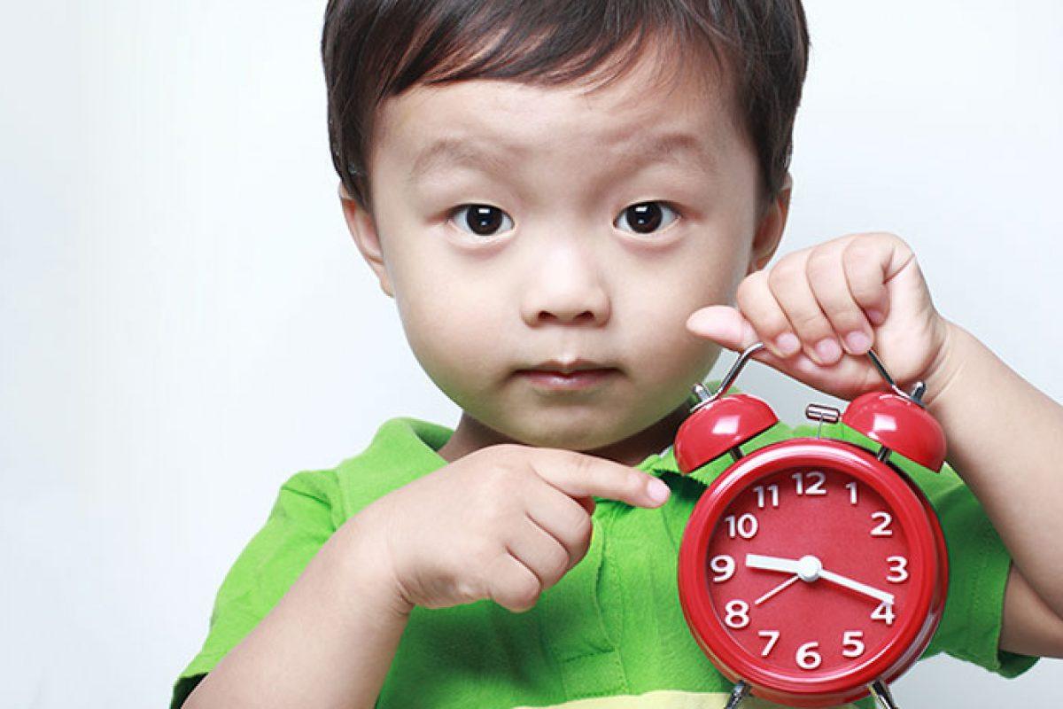 Πώς να βοηθήσουμε ένα παιδί να βάλει τάξη στο χρόνο του…