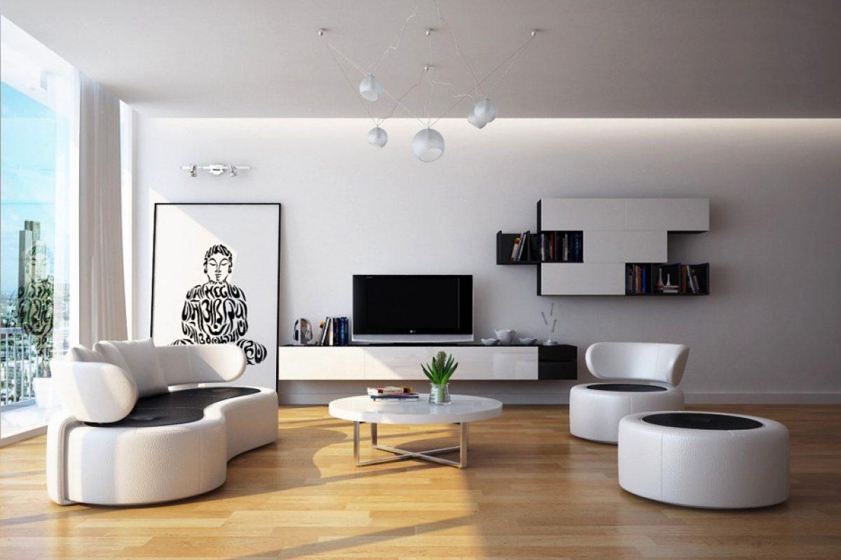 Μίνιμαλ διακόσμηση σπιτιού: Οι 4 κανόνες που πρέπει να ξέρεις!