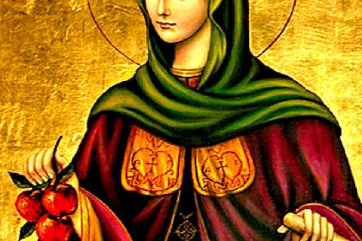 Μόλις γεννιόταν θα έκανε επέμβαση στην καρδούλα, αλλά η Αγία Ειρήνη Χρυσοβαλάντου έκανε το θαύμα της!