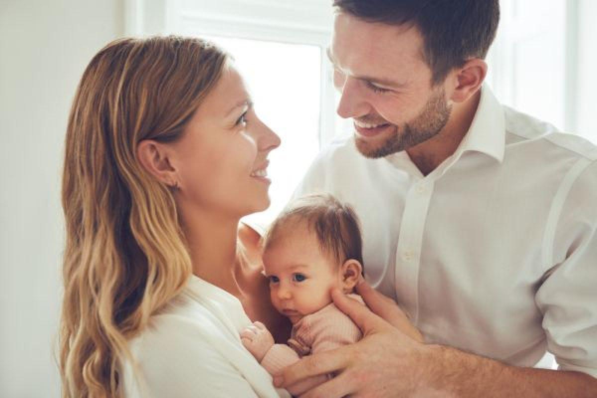Η ισορροπία του μπαμπά μεταξύ δουλειάς και οικογένειας