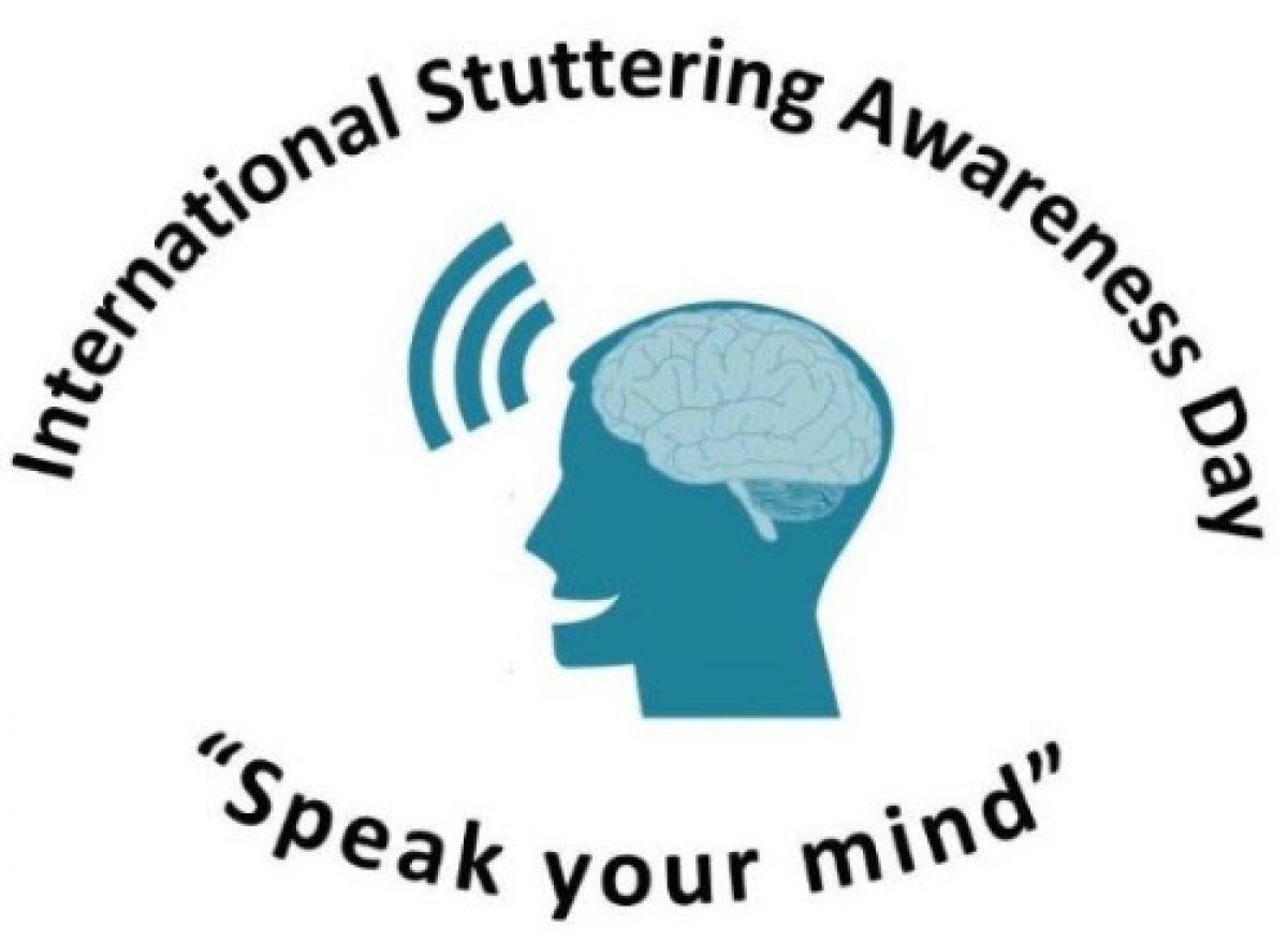 Παγκόσμια Ημέρα Ευαισθητοποίησης για τον Τραυλισμό «Speak your mind»