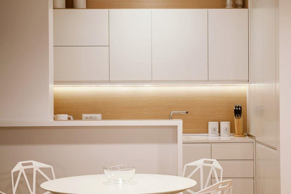 6 απλές λύσεις για να κάνεις τη μικρή σου κουζίνα λειτουργική!