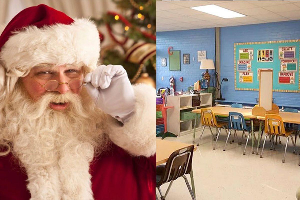 Απολύθηκε δασκάλα που είπε σε μαθητές ότι δεν υπάρχει Άγιος Βασίλης