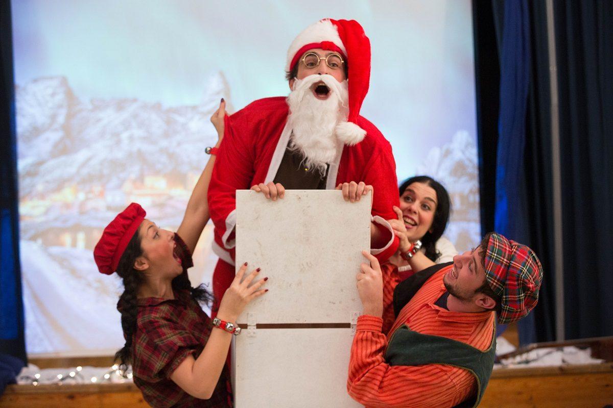 Χριστούγεννα για όλη την οικογένεια στο Θέατρο Σοφούλη