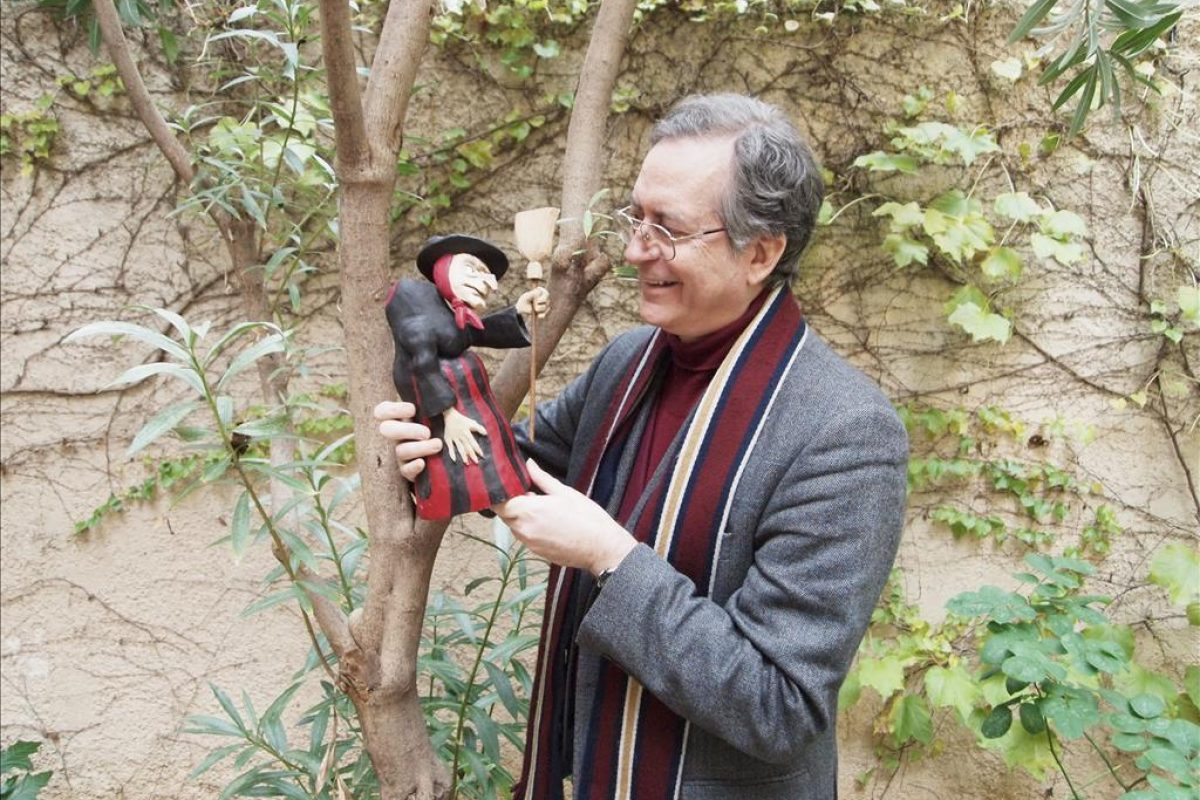 Ευγένιος Τριβιζάς : «Το σχολείο θέλει χιούμορ και φαντασία»