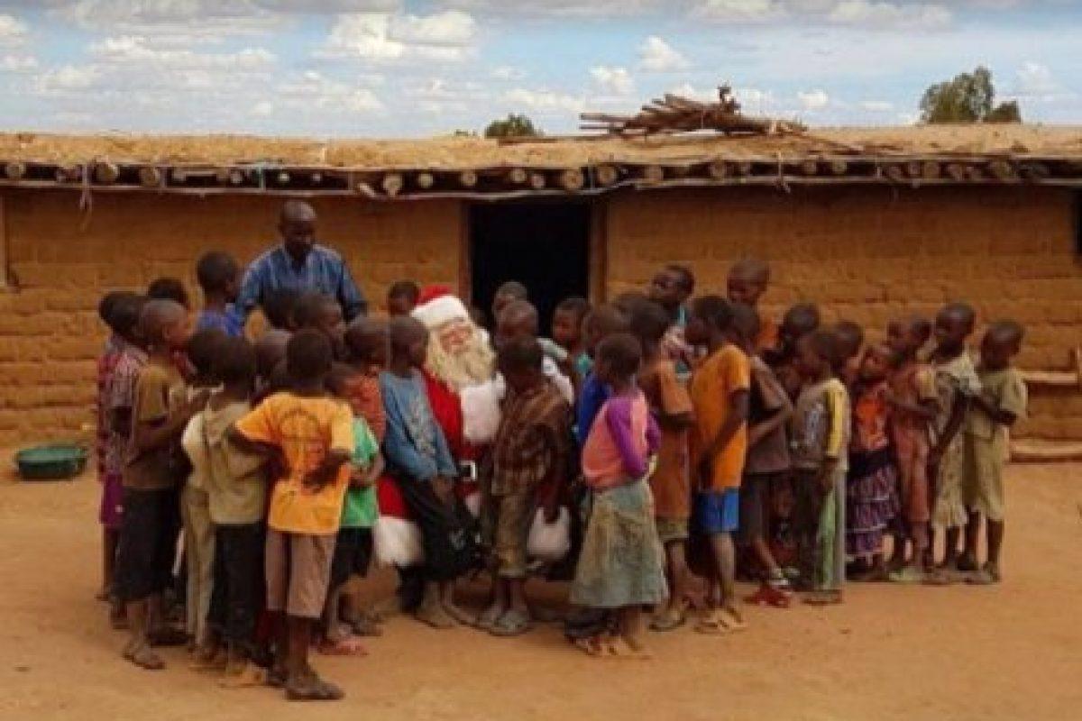 Πώς να είσαι ο Άγιος Βασίλης κάθε μέρα του χρόνου
