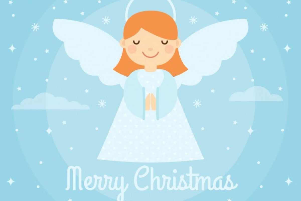 Φτιάχνουμε τρισδιάστατα αγγελάκια με τα όλα τους ! Φόρεμα, φτερά και μαλλάκια , φτιαγμένα από ευφάνταστα χριστουγεννιάτικα crafts