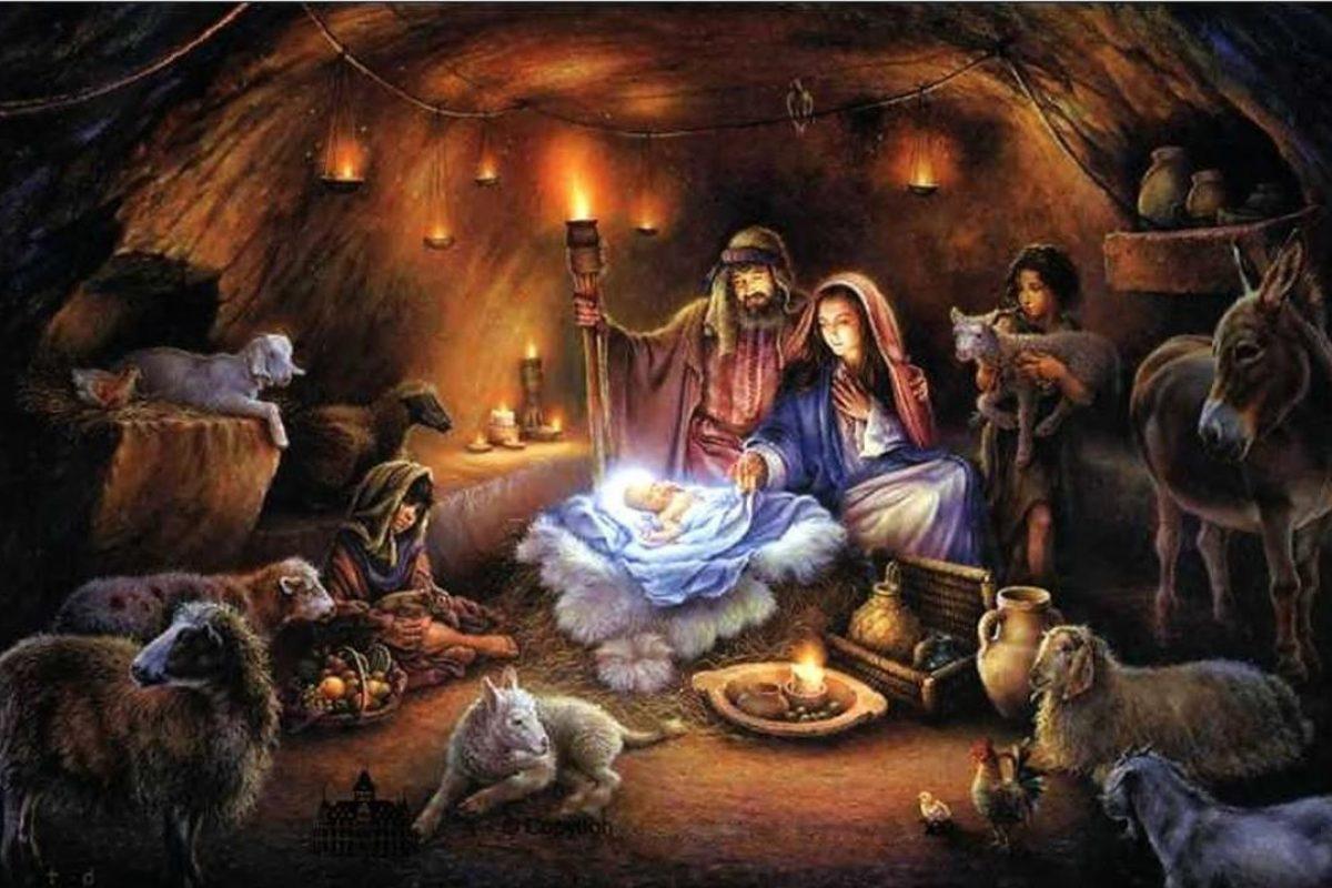 Η ιστορία των Χριστουγέννων! Χρόνια Πολλά!