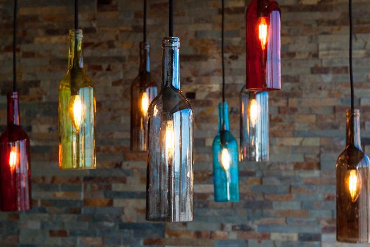 7 Φανταστικές DIY Κατασκευές με Μπουκάλια για το Σπίτι!