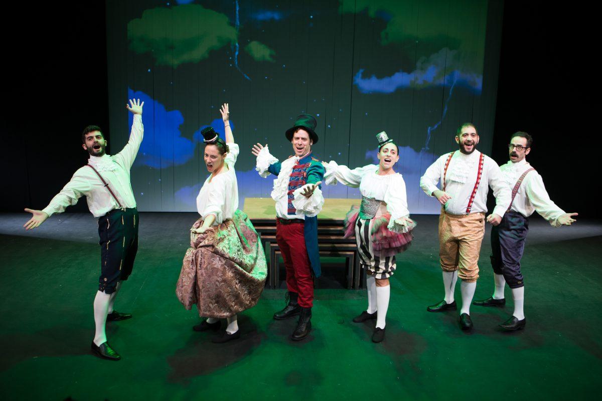Τελευταία ευκαιρία για τους «Ταξιδιώτες στο Χρόνο»! | Σάββατο 12 και Κυριακή 13 Ιανουαρίου | Παιδική Σκηνή Θεάτρου Τζένη Καρέζη