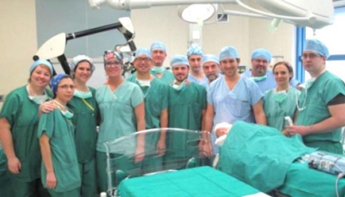 Συγχαρητήρια Στο ΙΑΣΩ Παίδων: Αφαίρεσαν Όγκο Από Τον Εγκέφαλο Βρέφους 5 Μηνών.