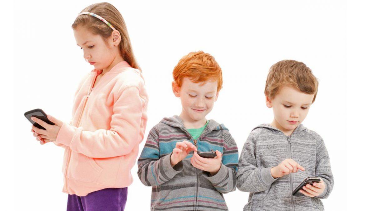Οι επιπτώσεις των κινητών τηλεφώνων στα παιδιά