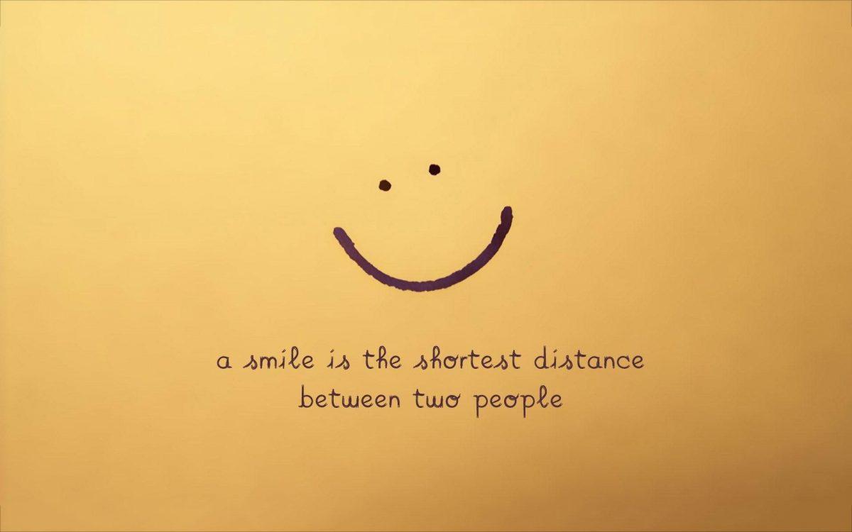 Το χαμόγελο είναι η καλύτερη επιλογή