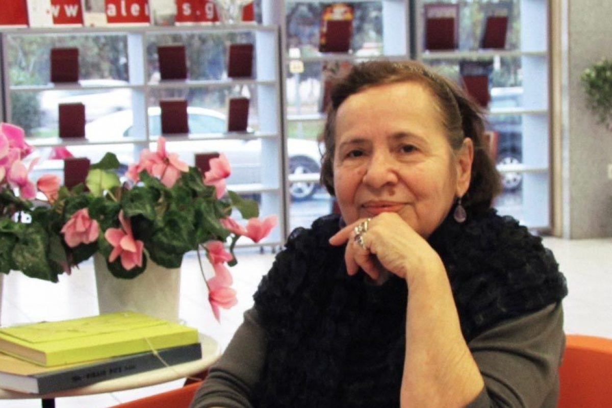 Αλκυόνη Παπαδάκη: «Και έναν άνθρωπο να βοηθήσεις, όλος ο κόσμος αλλάζει»