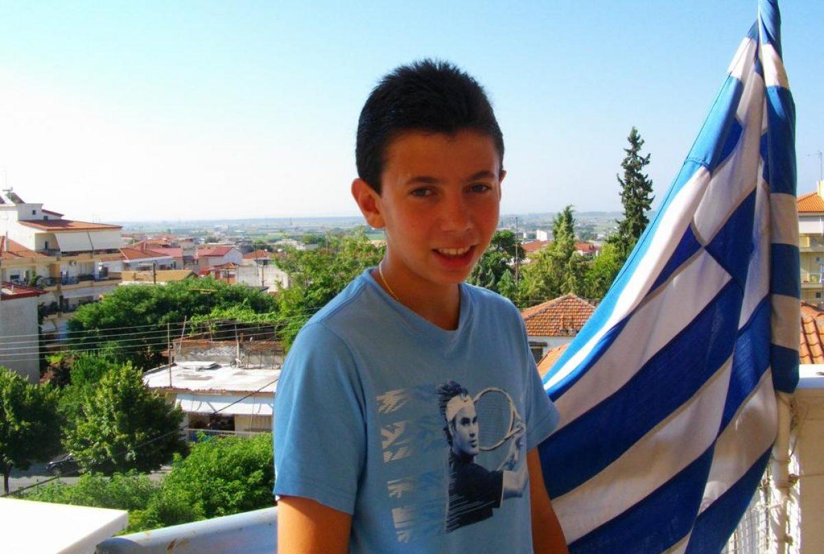 Έλληνας μαθητής από τα Γιαννιτσά βγήκε πρώτος σε Παγκόσμιο Διαγωνισμό Έκθεσης και σας την παρουσιάζουμε!!!