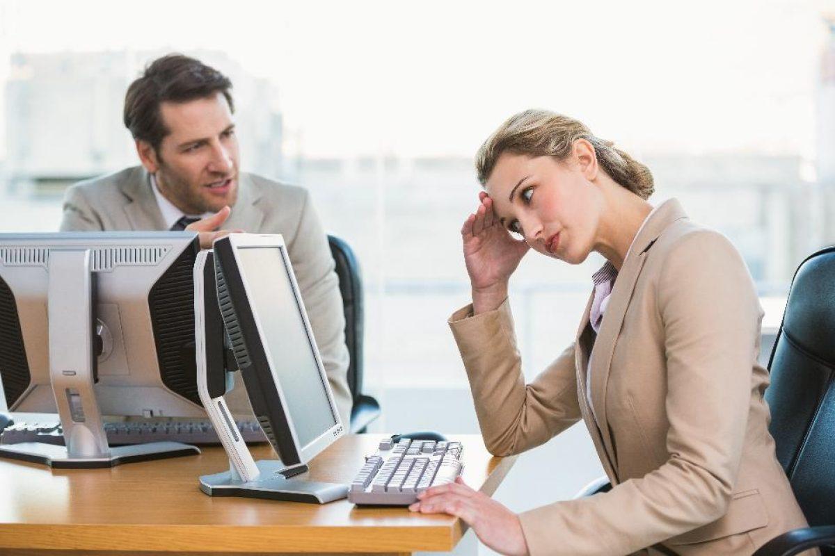 Εργασιακό bullying – Όταν η δουλειά γίνεται εφιάλτης