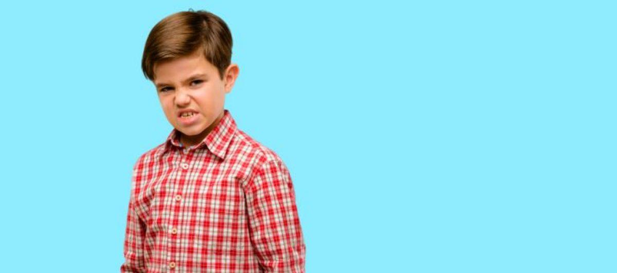 Η σωματική επιθετικότητα των παιδιών εξασθενεί μέχρι τα 4 έτη