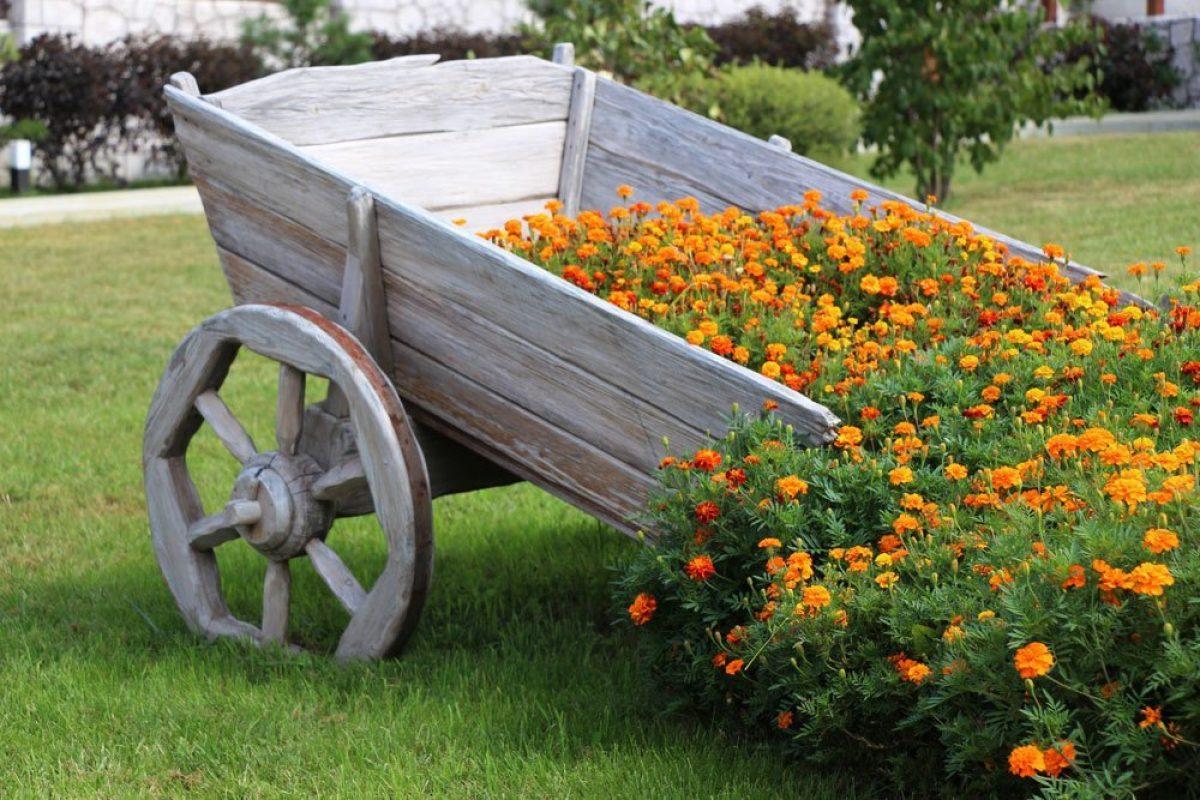 5 Απίθανες Κατασκευές με Ξύλο για Κήπο που Ολοκληρώνονται σε Ένα Απόγευμα!