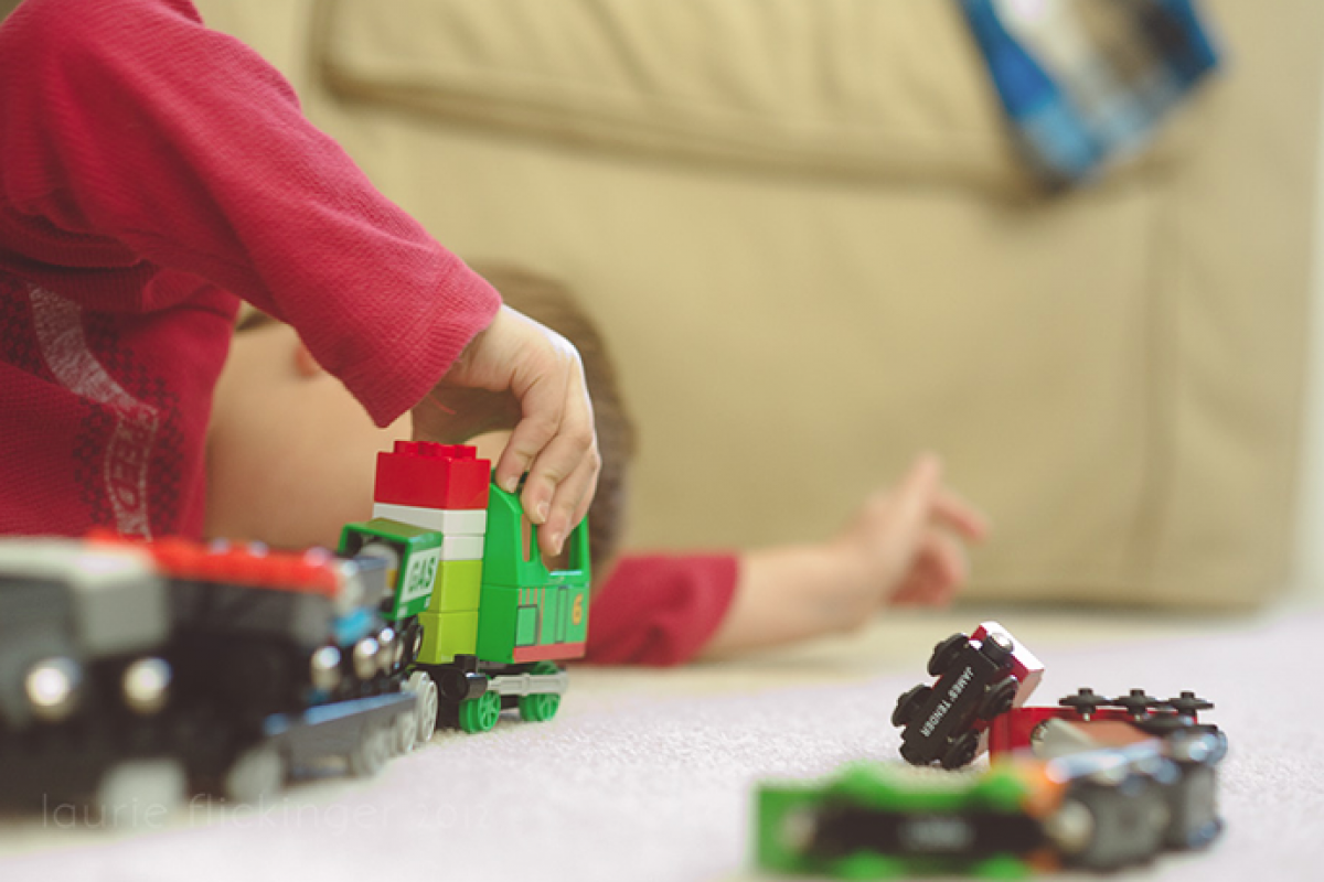 Τα καλύτερα παιχνίδια για παιδιά με αυτισμό
