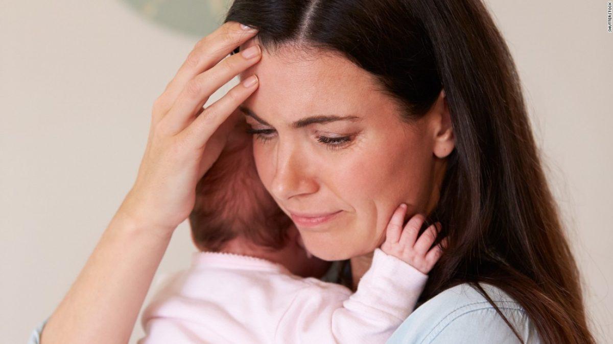 Επιλόχειος κατάθλιψη –  Καθημερινή αϋπνία κρίση πανικού και άγχος!